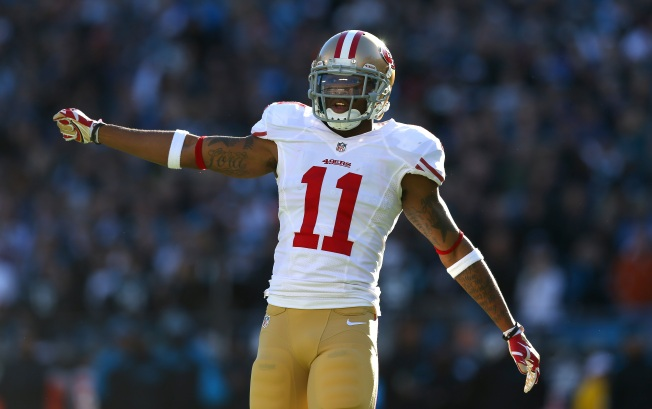 Niners' Quinton Patton Eager to Get to Work
