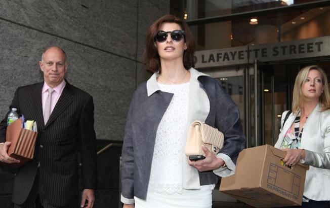 Linda Evangelista vs. Francois Pinault May Be Settled, But Case is Still Among Ugliest Celeb Court Battles