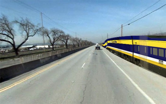 Judge Nixes Bullet Train Route Through South Bay