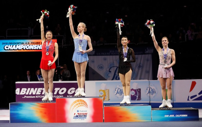 Tennell Completes Near-Perfect Skate to Win National Title
