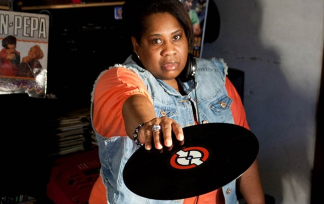 Prince Selects KBLX DJ Pam The Funkstress for Tour
