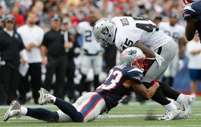 Reece's Invisibility in Offense is a Raiders Failure
