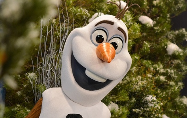 "January Debut: ""Frozen Fun"" at Disneyland Resort"