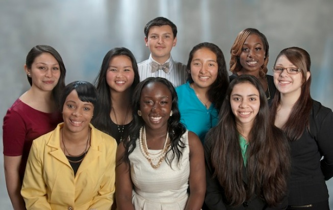 Get Inspired at the Charles Schwab Youth of the Year Luncheon