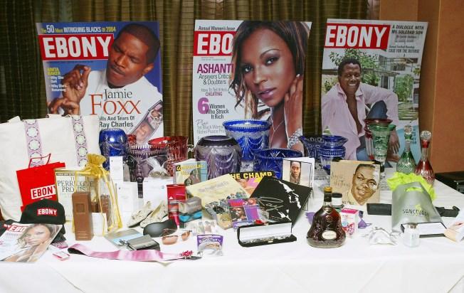 Widow of Ebony Founder Dies
