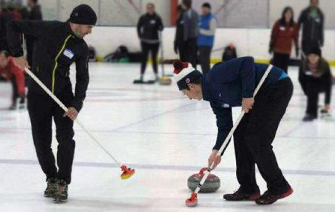Bay Area Intro To Curling Clinc