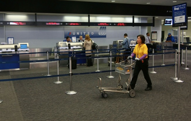 SFO Takes Off Despite Nasty Economy