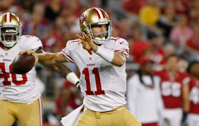 Niners Begin Second Half of Season vs. Struggling Rams