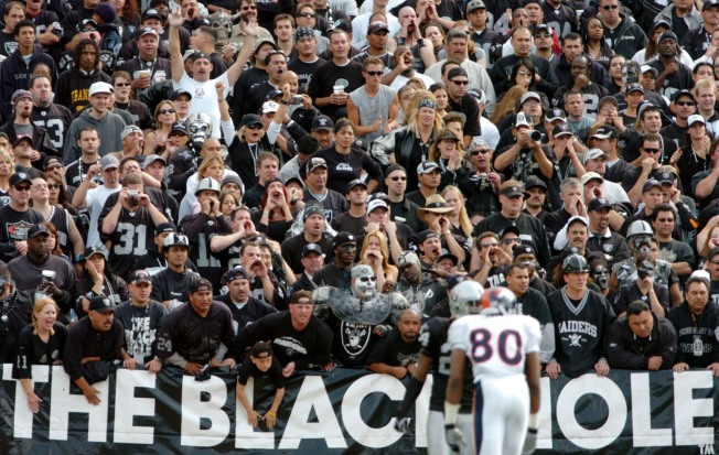 Report: Raiders Have NFL's Priciest Beer