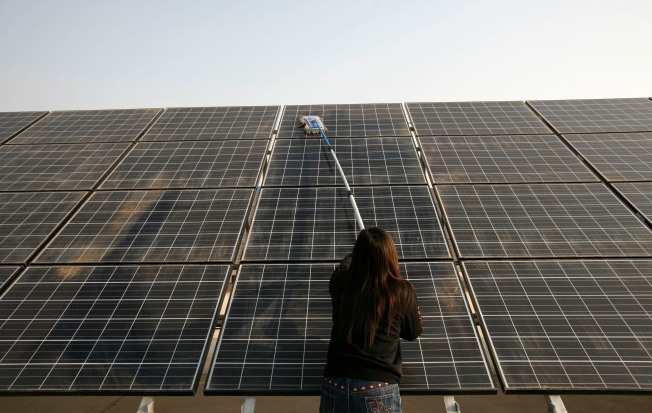 Silicon Valley Energy Chronicles: A Solar White House?