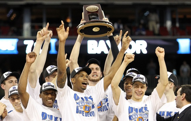 Duke Tops Baylor to Earn Final Four Spot