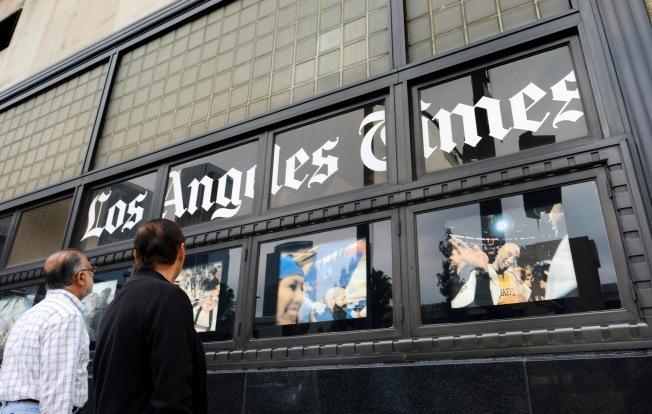 Billionaire Doctor on Verge of Buying Los Angeles Times