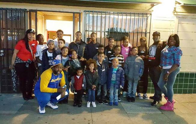 Oakland Rapper Mistah FAB Hosts Backpack Giveaway