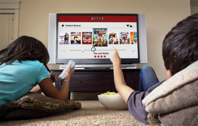 Andale!  Netflix Streams to Latin America