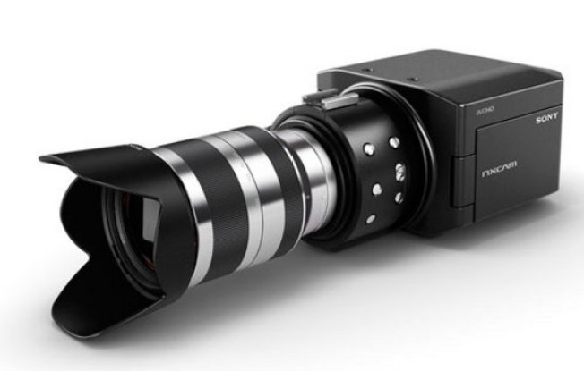 Sony Preps a Camcorder That Uses DSLR Lenses