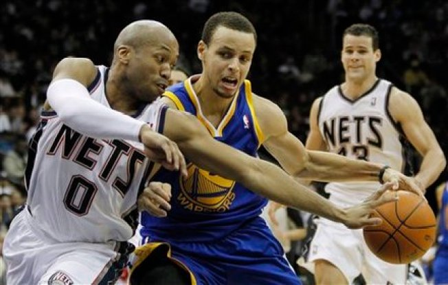 Warriors End Trip on Sour Note