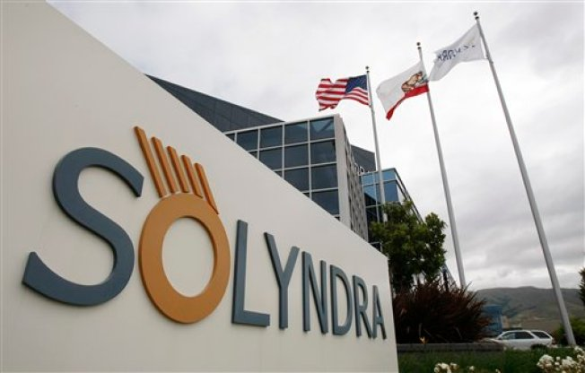 Solyndra Factory Had Disney-Singing Robots, Spas