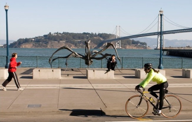 SF Bicycle Coalition Rec Ride: Women's History Celebration
