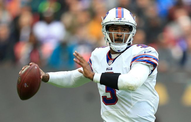 Raiders Sign Quarterback EJ Manuel