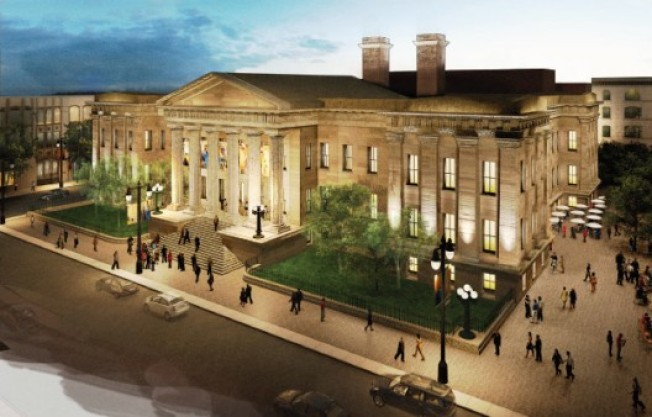 Old Mint Plans to Keep It Old School With History Museum