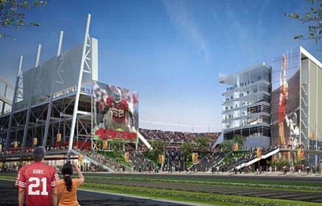 Santa Clara Ignores the City's Dream of Keeping the 49ers