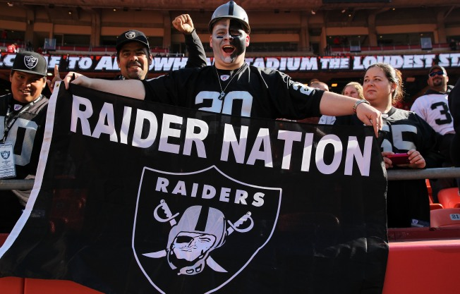 Raiders Are Still a Top Dog in Fashion, At Least