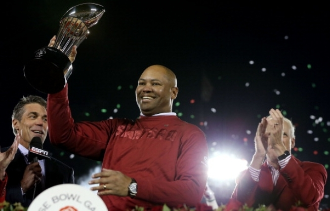 Stanford Wins 99th Rose Bowl 20-14