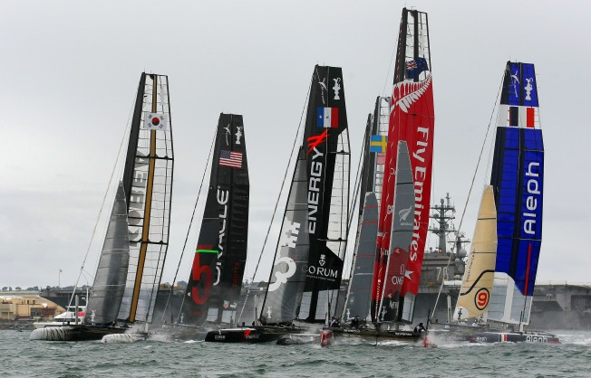 America's Cup Racing Coming Soon