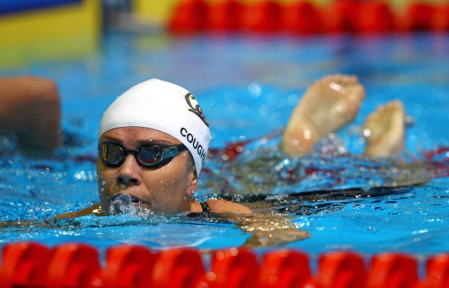 Natalie Coughlin Sits out Final; Becomes Most Decorated U.S. Female Olympian