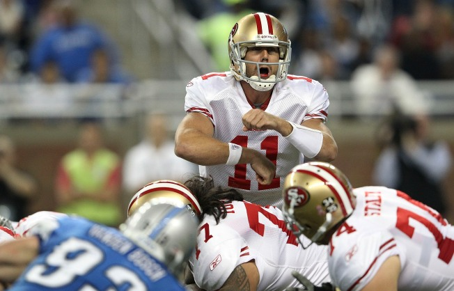History and Numbers Are on 49ers' Side