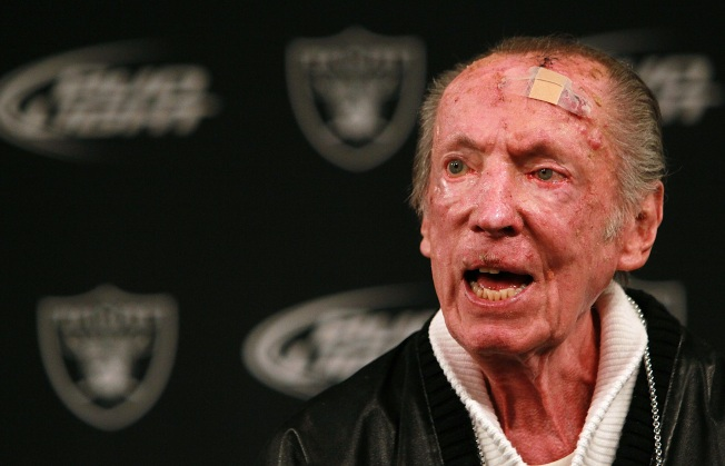 You Could Win The Super Bowl, Oakland Raiders