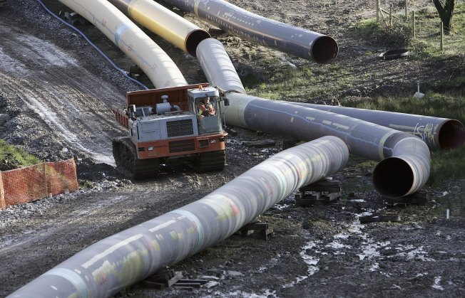 PG&E Wants Customers to Finance New Gas Pipeline