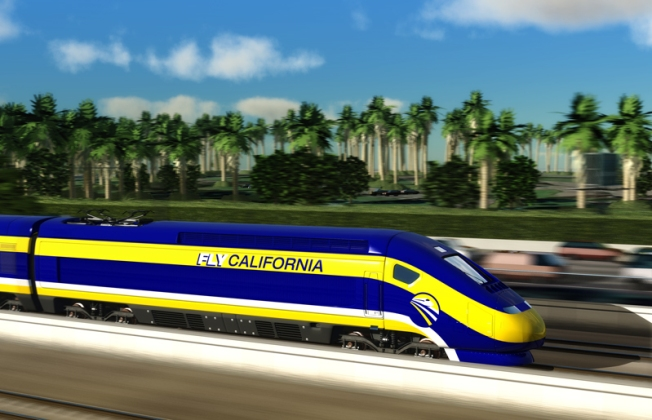 It's Official -- Full Steam Ahead for High Speed Rail