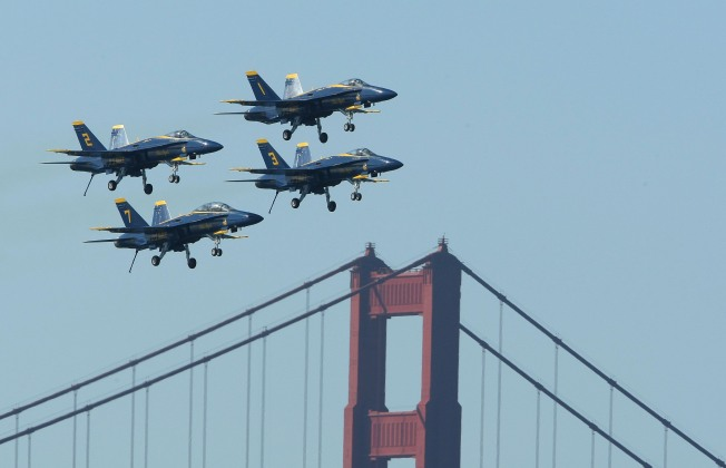 POLL: Blue Angels Show Cancellation