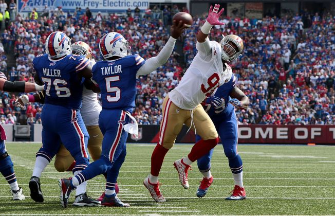 Niners Weak Defense Loses Another Key Piece
