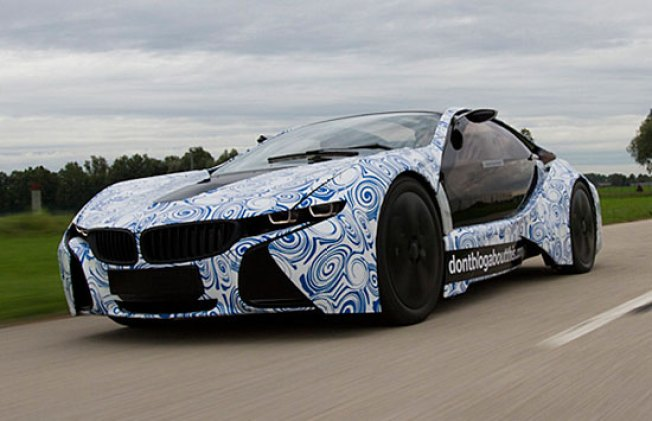 BMW's Gorgeous Plug-in Hybrid Concept Car Gets Real