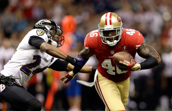 Departures are Part of Niners' Grand Plan