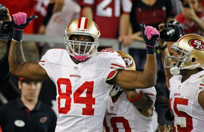 Moss Makes His Exit, but His Impact on 49ers Was Positive