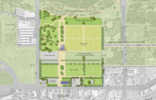 San Jose Earthquakes, City, Neighborhood Group Propose $37 Million Soccer Field Project