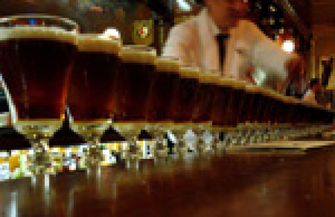 One Giant Irish Coffee: There's a slight chance that the...