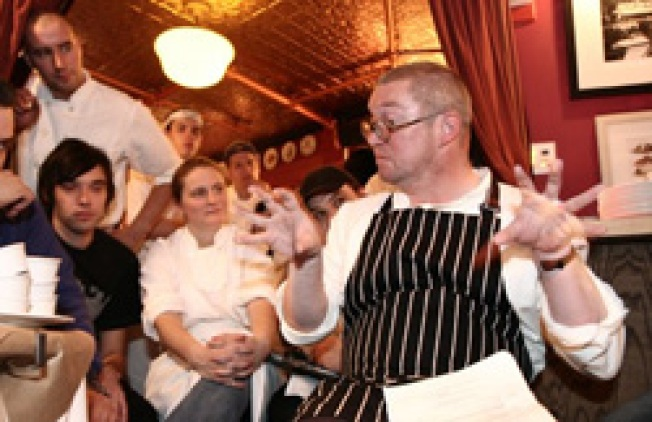 EaterWire: FerguStock '08, Dine About Town Announced