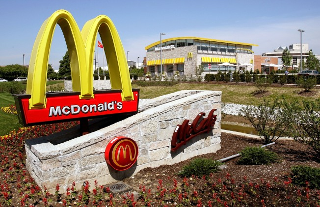 McDonald's to Shrink in U.S. For 1st Time in Decades