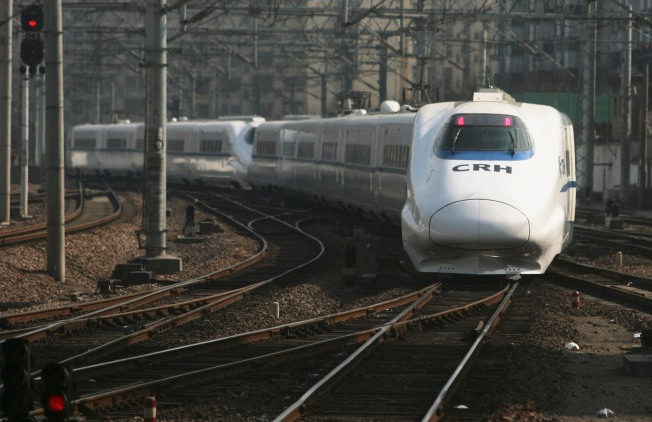 Bullet Train Derailed by Budget Mess