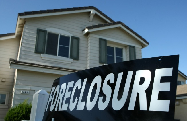South Bay County has Highest Foreclosure Spike in State