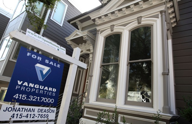 San Francisco Home Prices Fall