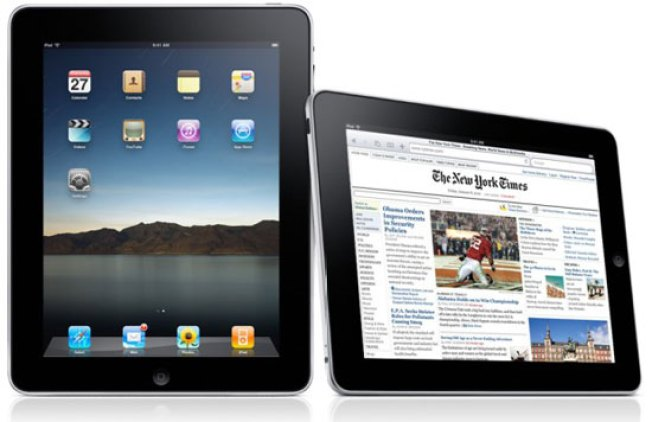 iPad Sells Out, Manufacturers Plan to Double Output