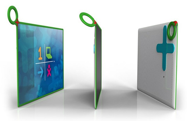 Ultra-Thin OLPC Tablet of the Future? Fat chance