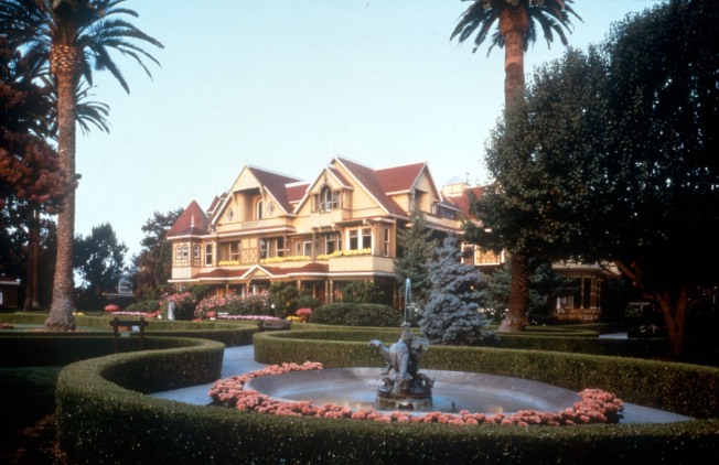 Winchester Mystery House to Become Hollywood Star