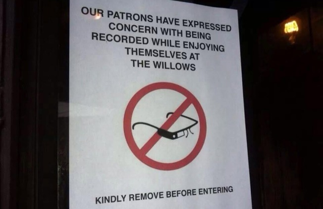 Popular San Francisco Bar in SoMa Bans Google Glass