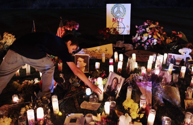 Bay Area to Honor Tucson Victims